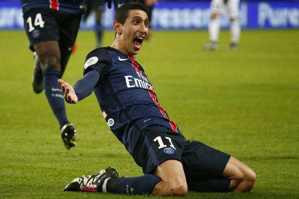 سان جرمان يسحق أنجيه بخماسية ويواصل الابتعاد في صدارة الدوري الفرنسي