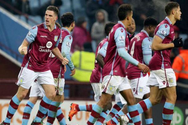 أستون فيلا يواجه مانشستر سيتي في الدور الرابع من كأس إنكلترا