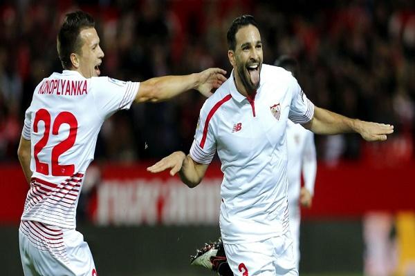 إشبيلية إلى ربع نهائي كأس إسبانيا