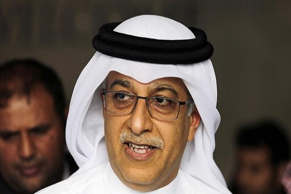 الشيخ سلمان بن ابراهيم رئيس الاتحاد الاسيوي لكرة القدم