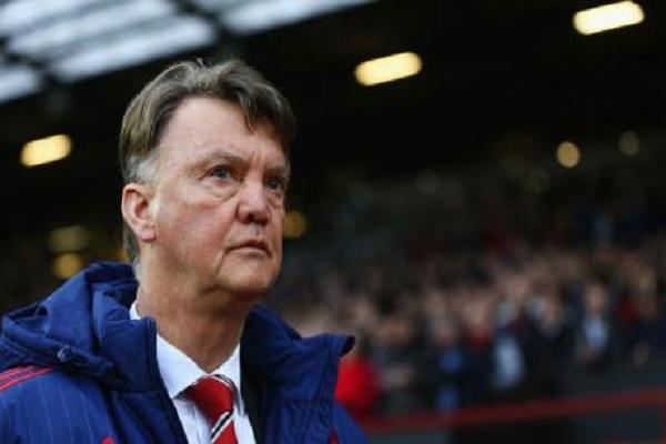 الهولندي لويس فان غال مدرب مانشستر يونايتد