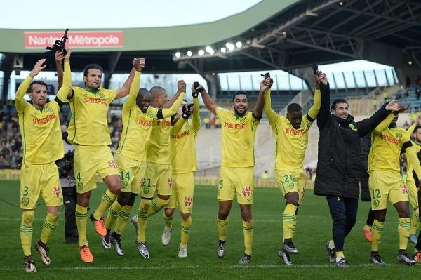 نانت يستعيد نغمة الانتصارات في الدوري الفرنسي