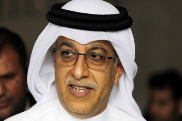 الشيخ سلمان آل خليفة رفض الإجابة عن سؤال عن التصويت لروسيا وقطر إن أعيدت الترشيحات