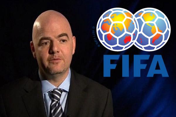 السويسري جاني اينفانتينو المرشح لرئاسة الاتحاد الدولي لكرة القدم