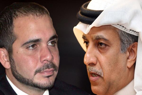 الشيخ سلمان بن إبراهيم يرد على الأمير علي بن الحسين