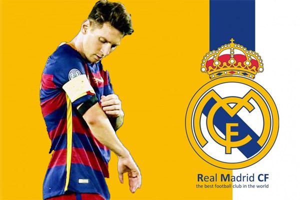 ميسي تجاهل محاولات ريال مدريد