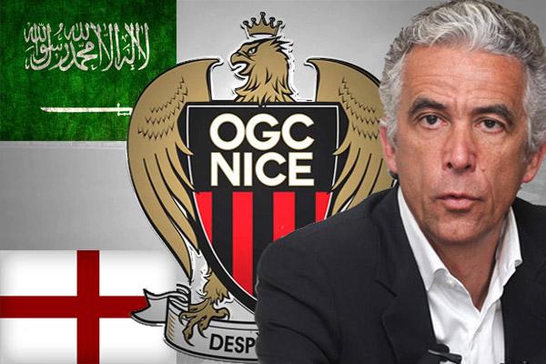 رئيس نادي نيس الفرنسي يعلن بيع 49% من أسهم النادي لرجل أعمال بريطاني وأمير سعودي