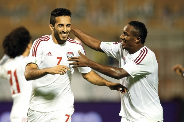الإمارات تهزم ايسلندا في مباراة ودية