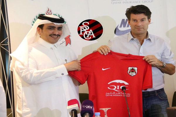 لاودروب يوقع على عقد مع الريان القطري لمدة عامين