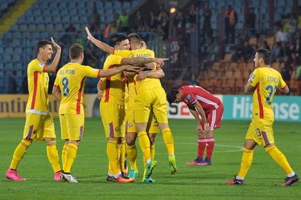 رومانيا تسحق أرمينيا