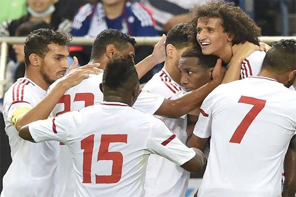 المنتخب الإماراتي لكرة القدم