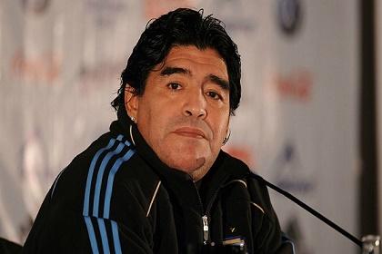مارادونا يحبذ إقامة كأس العالم بمشاركة 48 منتخباً