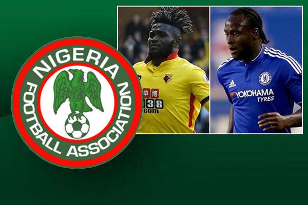 الاتحاد النيجيري سيتقدم بشكوى لدى الفيفا ضد الثنائي