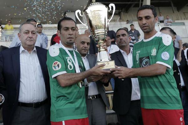قطار النسخة 65 من الدوري الأردني ينطلق