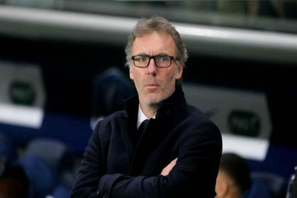 المدرب الفرنسي لوران بلان