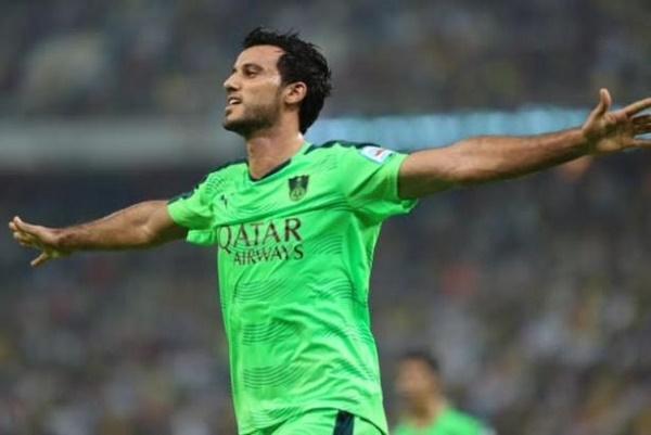 السوري عمر السومة يدخل تاريخ الكرة السعودية ب
