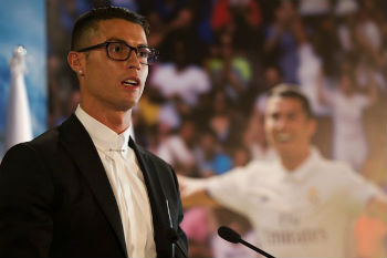 بعد تجديد عقده مع ريال مدريد... نادٍ ألماني يداعب كريستيانو!