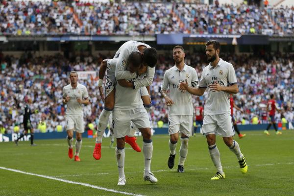 ريال مدريد ودورتموند وليستر ويوفنتوس واشبيلية للتأهل المبكر
