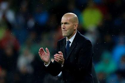 أرقام زيدان مع ريال مدريد أفضل من أنشيلوتي ومورينيو