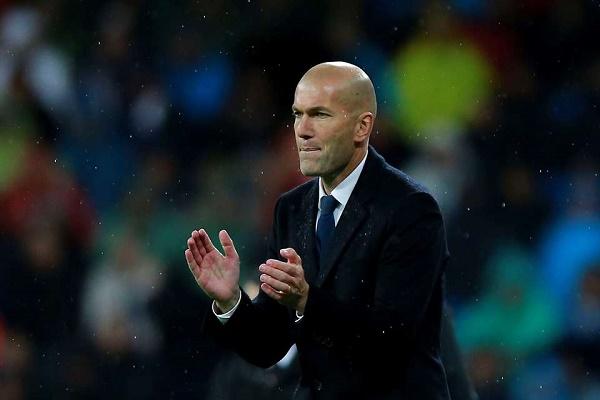 أرقام زيدان مع ريال مدريد أفضل من أنشيلوتي و مورينيو