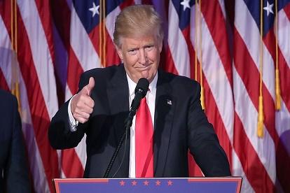 مسؤولو ملف لوس أنجليس يحاولون تهدئة المخاوف بعد انتخاب ترامب