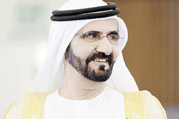 الشيخ محمد بن راشد آل مكتوم نائب رئيس دولة رئيس الإمارات رئيس مجلس الوزراء حاكم دبي