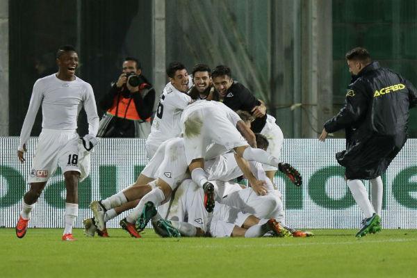 باليرمو يخرج من كأس إيطاليا وتأهل أتالانتا وسمبدوريا