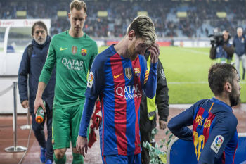 البداية الأسوأ لبرشلونة منذ 10 سنوات.. أسباب الكارثة هنا!
