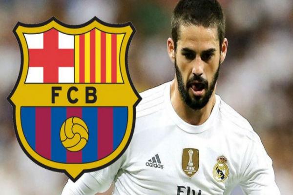 لاعب خط وسط ريال مدريد وصانع ألعابه إيسكو