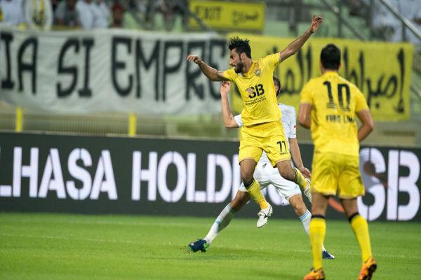 الوصل في الاختبار الأصعب مع الأهلي في بطولة الإمارات