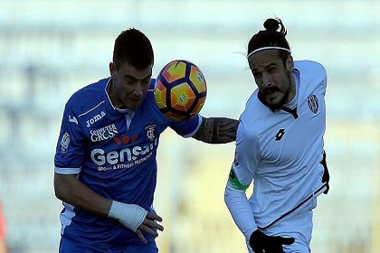 خروج امبولي من كأس إيطاليا وتأهل سهل لكييفو وصعب لتورينو