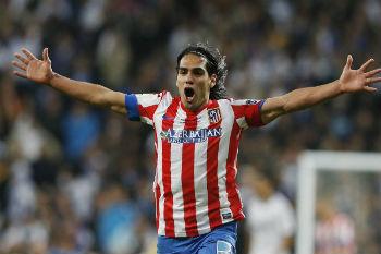 فالكاو يكشف سبب رحيله عن أتلتيكو مدريد صيف 2013