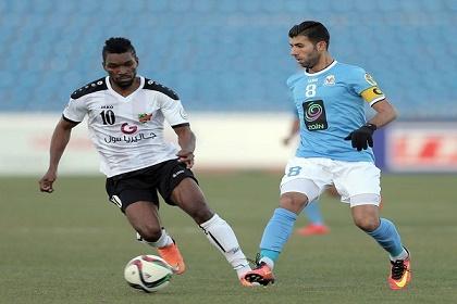 فوز صعب للفيصلي وأول للرمثا وسحاب في الدوري الأردني