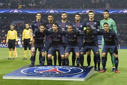 لاعبو باريس سان جيرمان الأعلى دخلاً في الدوري الفرنسي