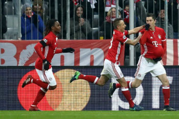 ليفاندوفسكي يحرز هدفه الـ200 في مباريات