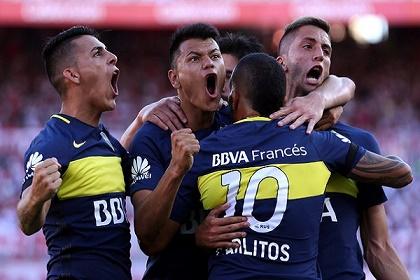تيفيز يقود بوكا إلى الفوز على ريفر بلايت في دربي الأرجنتين