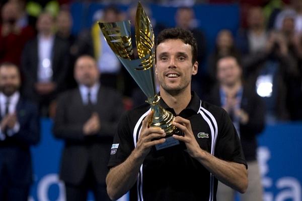 باوتيستا يحرز لقب دورة صوفيا