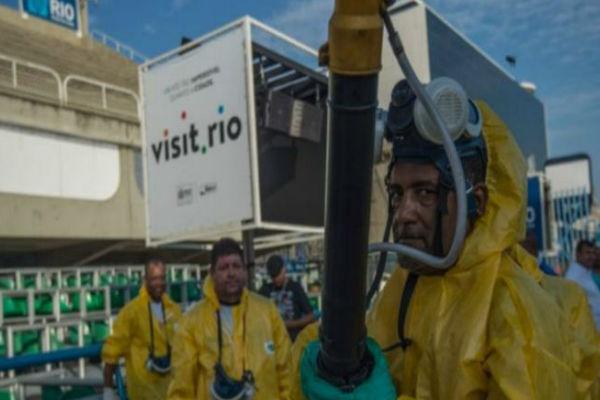 أولمبياد ريو سوف تقام بين يومي 5 و21 من شهر أغسطس/آب المقبل