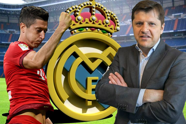 وكيل أعمال ليفاندوفسكي يؤكد وجود مفاوضات مع ريال مدريد