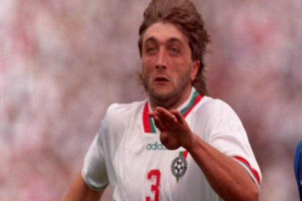 مدافع منتخب بلغاريا السابق تريفون ايفانوف