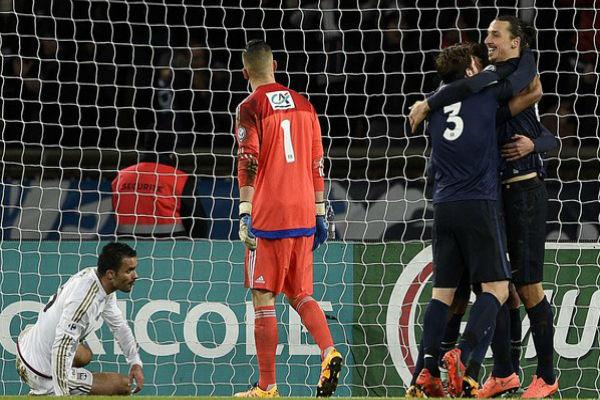 سان جرمان إلى ربع نهائي كأس فرنسا