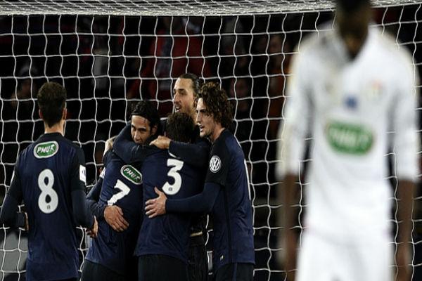 سان جرمان بات قريباً من حسم لقب الدوري الفرنسي