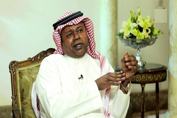 سعيد العويران نجم كرة القدم السعودي سابقا
