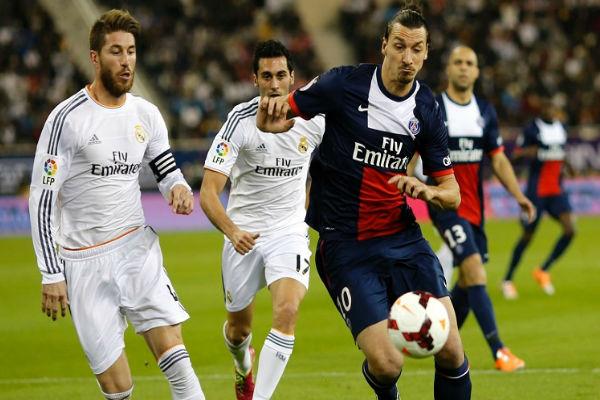 هل ينتقل إبراهيموفيتش لصفوف ريال مدريد؟