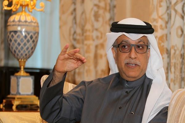 البحريني الشيخ سلمان بن ابراهيم