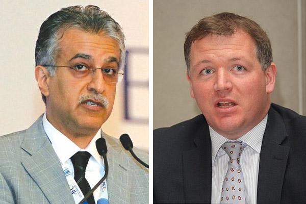 داميان كولينز يتهم سلمان بن إبراهيم بالفساد