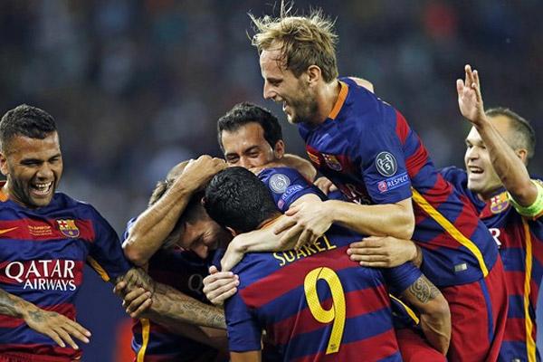 برشلونة حقق أعلى رصيد نقطي أمام قطبي مدريد