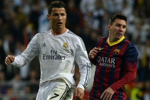 الخلاف على أفضلية رونالدو أو ميسي شائع بين مشجعي كرة القدم
