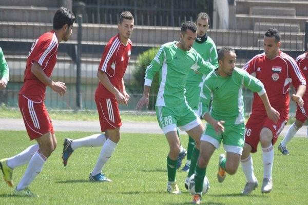 الجيش يغرد لوحده وفوز أول لحطين في الدوري السوري