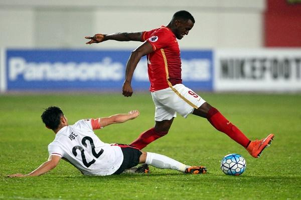 تعثر جديد لغوانغجو في دوري أبطال آسيا